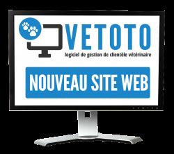 Découvrez le nouveau site internet dédié au logiciel Vetoto